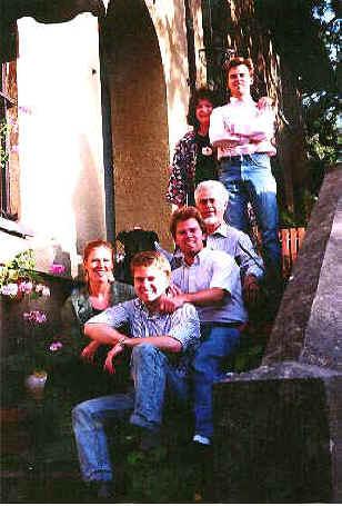 Van Dykes circa 1994